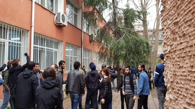 İstanbul Üniversitesi karıştı: 22 gözaltı