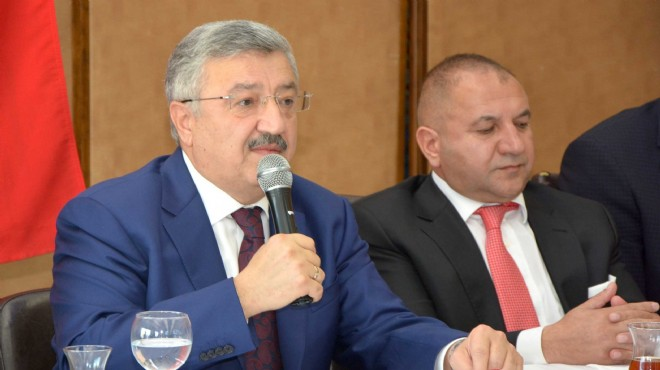 İTO Başkanı Demirtaş'a yüklendi... Aday olacak mı?