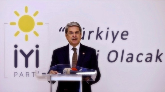 İYİ Parti'den 'FETÖ'nün siyasi ayağı' çıkışı!