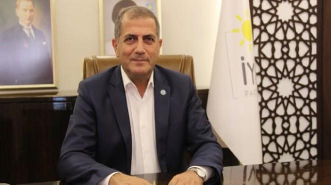İYİ Parti İl Başkanı Kırkpınar iddialı konuştu: İzmir de oyumuz yüzde 20 nin üzerinde!