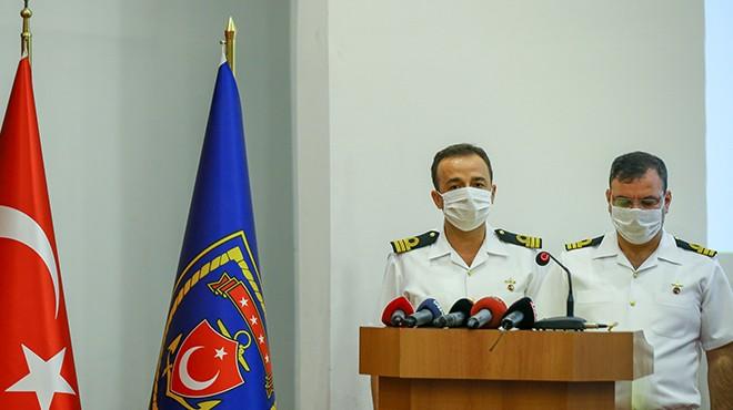 İzmir açıklarında 'Nusret Tatbikatı'