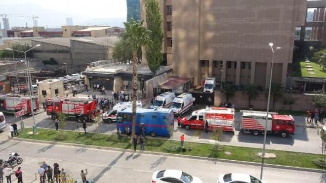 İzmir Adliyesi'ndeki gaz sızıntısı olayında... ihmaller zinciri!
