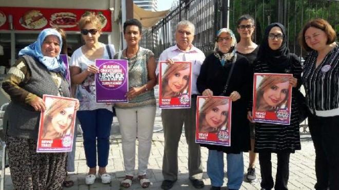İzmir'de 24 yıllık eşini öldüren zanlıya ömür boyu hapis!