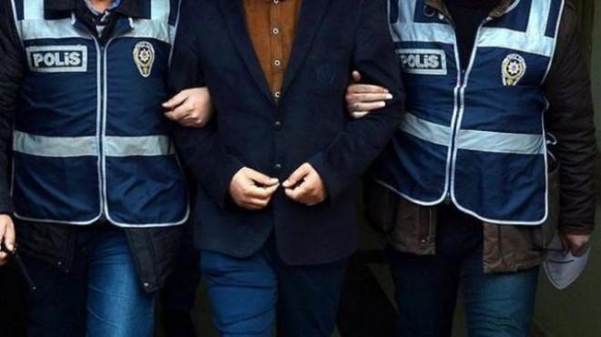 İzmir'de 8 adliye çalışanına FETÖ gözaltısı