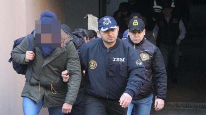 İzmir'de 82 askere tutuklama kararı!