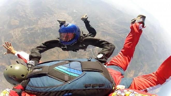 İzmir'de 'adrenalin' turizmi!