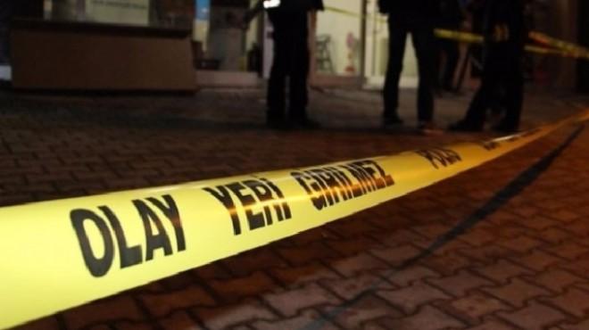 İzmir'de alacak-verecek cinayeti... Evinde öldürüldü!