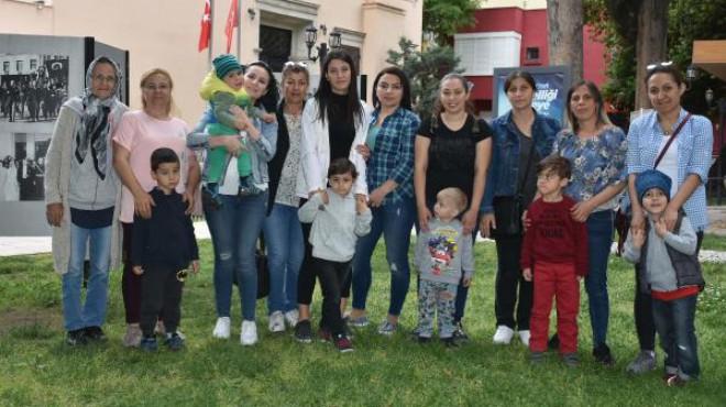 İzmir'de annelerden 'DMD' hastalığı için çağrı