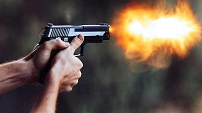 İzmir'de baba silahını çekti... Evlat katili oldu!