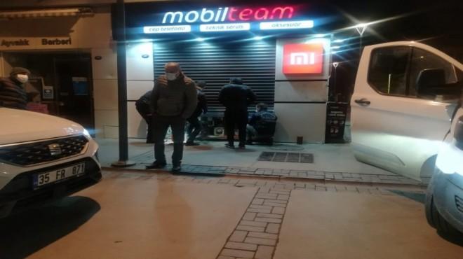 İzmir'de çifte hırsızlık! Daha 13 yaşında...