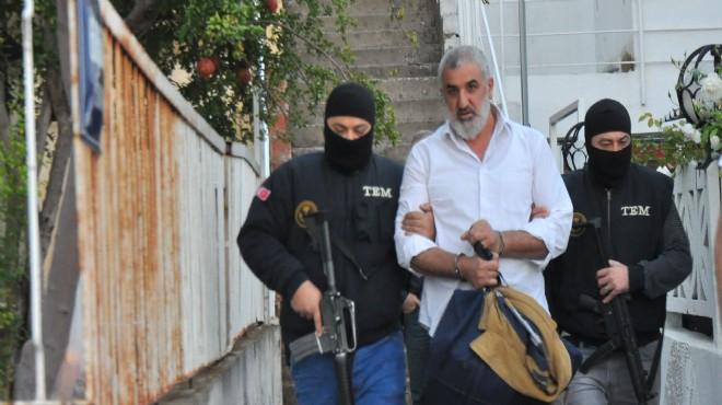 İzmir de DAEŞ baskını: 5 gözaltı