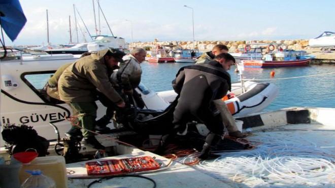 İzmir'de dehşet: Batan teknede 2 ceset!
