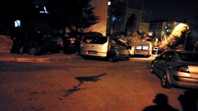 İzmir'de kanlı gece: Cezaevinden izinli çıktı, dehşet saçtı!