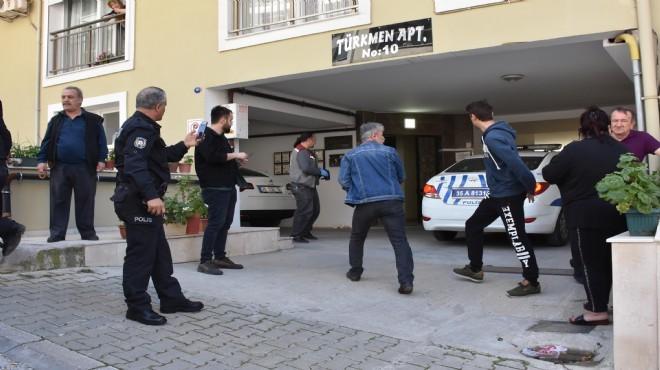 İzmir'de dehşet: Eşini vurdu, fare zehriyle intihara kalkıştı!