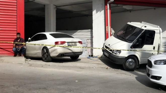 İzmir'de dehşet: Kayınpeder damadı vurdu!