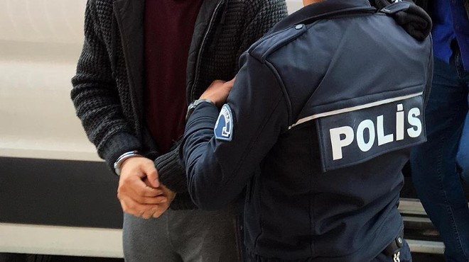 İzmir'de düğmeye basıldı: Onlarca gözaltı!