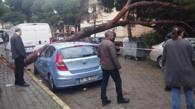 İzmir'de faciaya kıl payı!