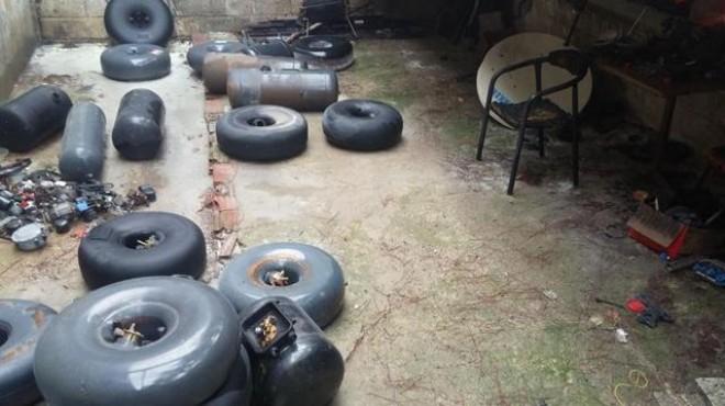 İzmir'de feci iş kazası: Her şey bir anda oldu!