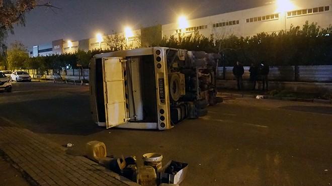 İzmir'de feci kaza: 10 yaralı!