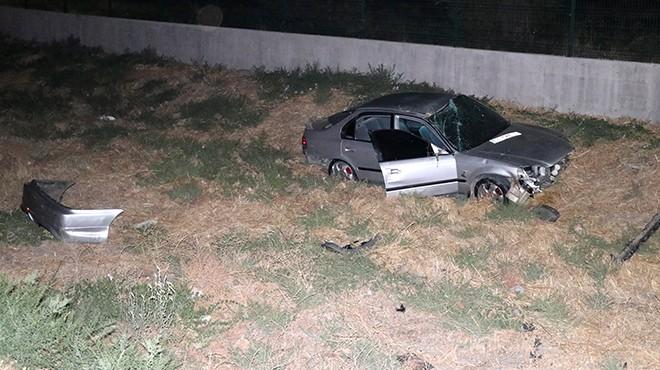 İzmir'de feci kaza: Daha 18'indeydi...