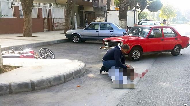 İzmir'de feci kaza: Son yolculuğu oldu...