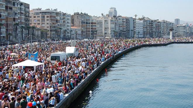 İzmir'de festival baharı: Hepsi birbirinden renkli...