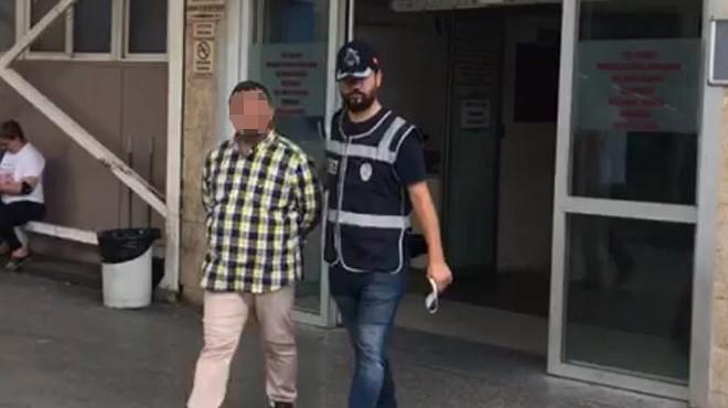 İzmir'de FETÖ'nün kritik ismi yakalandı!