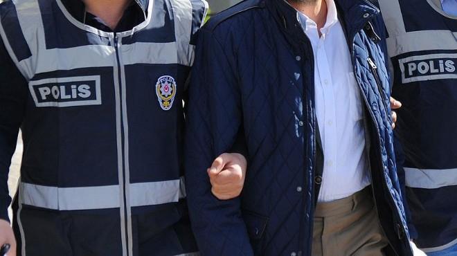 İzmir'de 'FETÖ' operasyonu: 'Mesul abiler' yakalandı