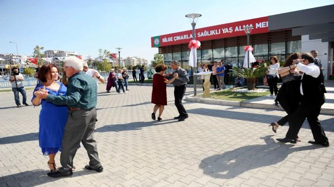 İzmir'de 'ikinci baharın' yeni adresi Karşıyaka