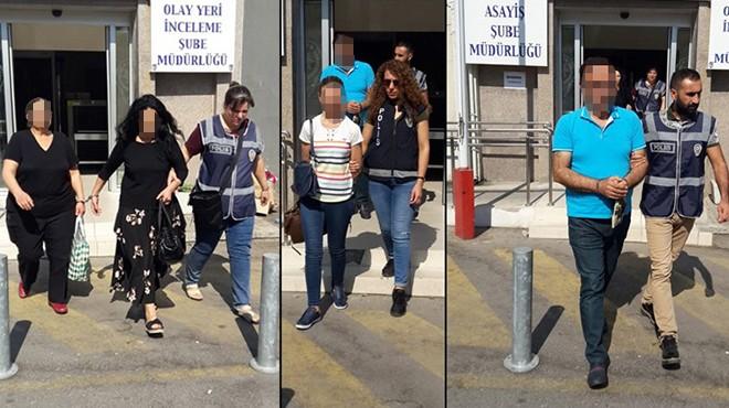 İzmir'de iş insanına analı-kızlı kumpas!