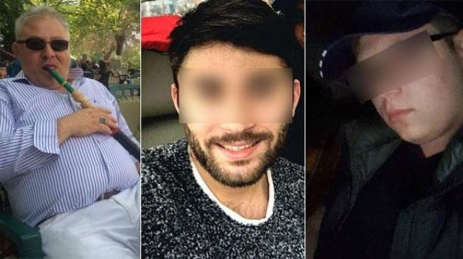 İzmir'de işadamı yakılarak öldürüldü: Vahşetin altından karısı ve çocukları çıktı!