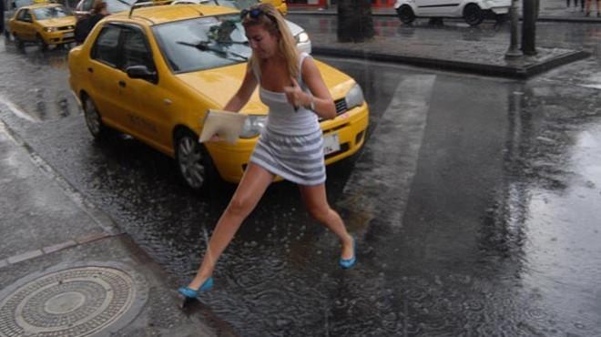 İzmir'de ıslak hafta! 80 kilo yağacak