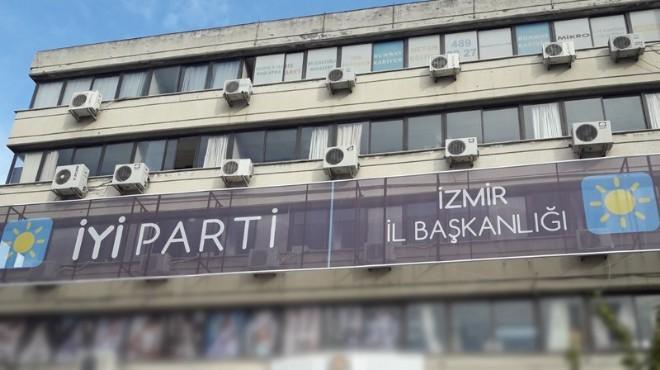 İzmir'de 'İYİ' zirve: Genel merkezden 3 isim de katılacak!