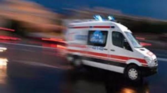 İzmir'de yaşlı adamın acı sonu: Ölüm tramvay durağında yakaladı!
