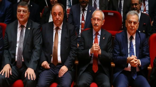 İzmir de  başkanlar  zirvesi, Kılıçdaroğlu ndan HDP ye operasyona tepki!