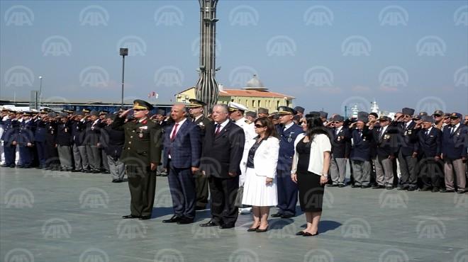 İzmir'de KKTC Barış ve Özgürlük Bayramı
