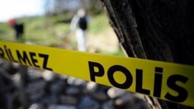 İzmir'de korkunç cinayet: Ağabeyinin boğazını kesti!