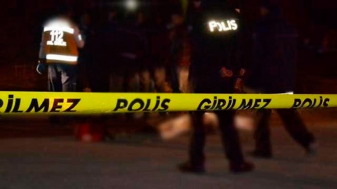 İzmir'de korkunç ölüm: Hastane bahçesine attılar!
