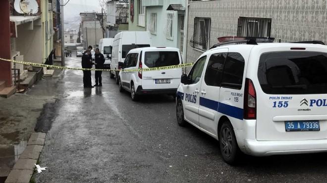 İzmir'de korkunç olay: Polis suçluyu kovalarken...