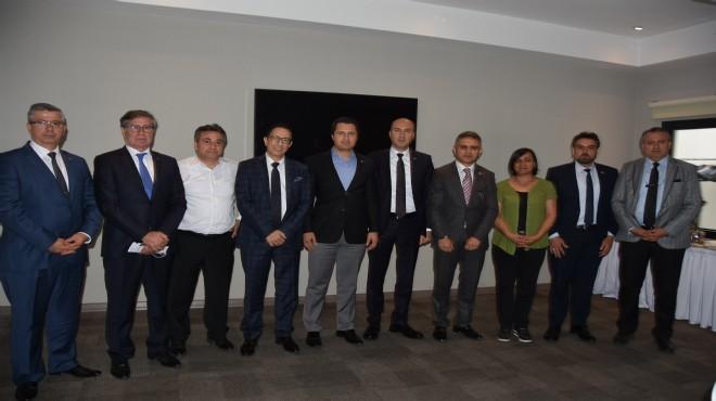 İzmir'de 'Millet İttifak'ı toplandı: Partilerden koordinatörler atanacak!