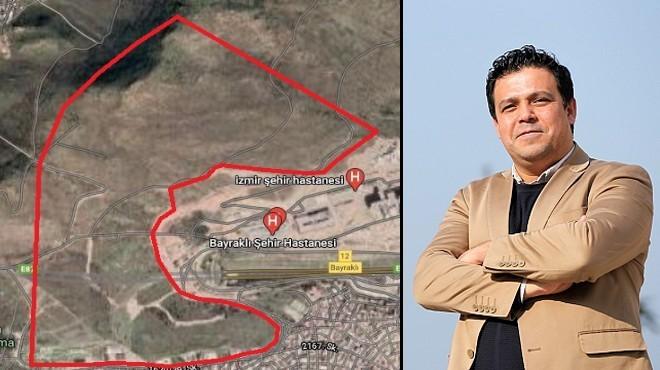 İzmir'de mimarların başkanından 'rezerv alan' çıkışı: Bu proje, günü kurtarma projesi!