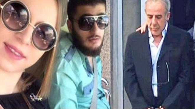 İzmir'de oğluna kurşun yağdırmıştı! Tahliye geldi...