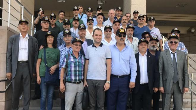İzmir'de özel harekatçılardan suç duyurusu