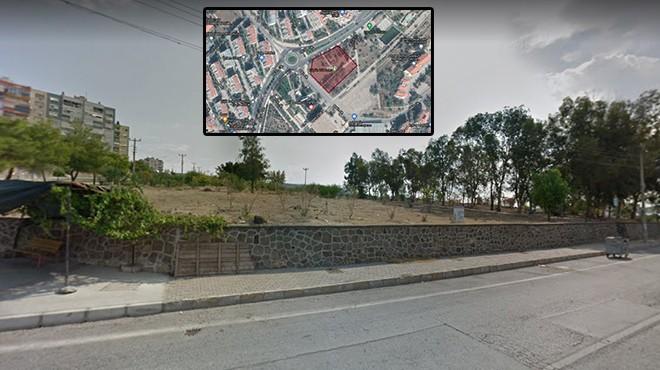 İzmir'de özelleştirme rüzgarı: Satılık park!