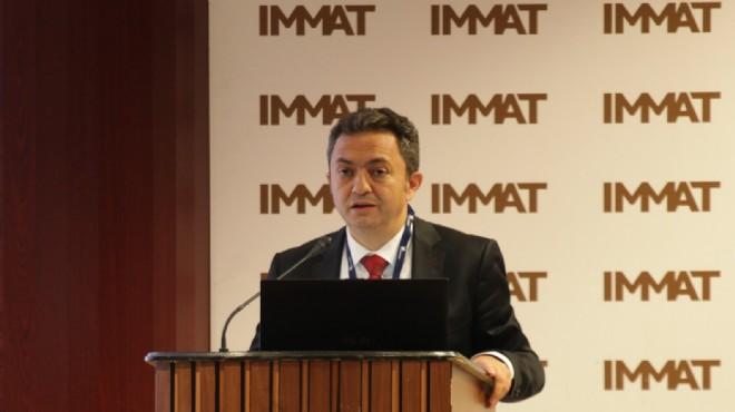 İzmir'de sergileniyor: Maden kazalarının önüne geçecek teknoloji!