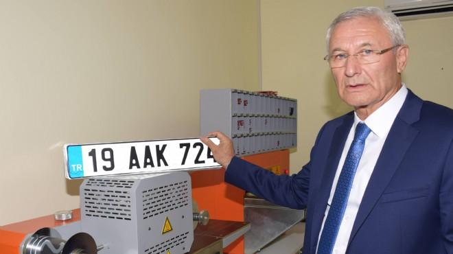 İzmir'de şoförlerin başkanından 'plaka' uyarısı!