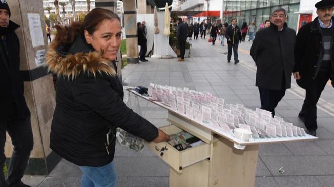İzmir'de şok eden hırsızlık: Seyyar bayi 'duman' oldu!