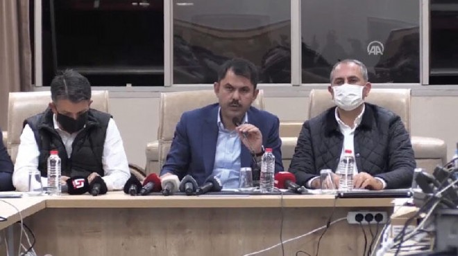 İzmir'de son durum: Enkaz çalışmasında 'üçgenleme' yöntemi