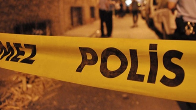 İzmir'de şüpheli ölüm: Her şey bir anda oldu!