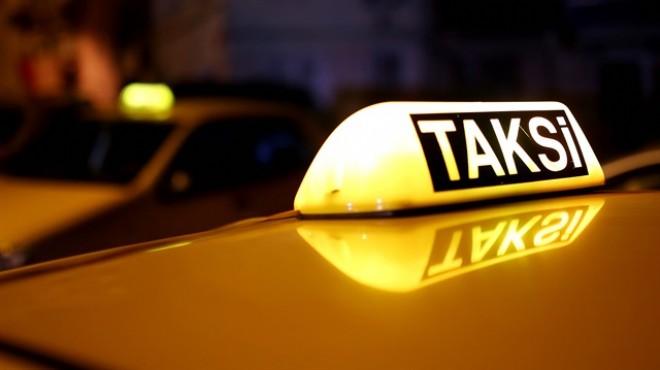 İzmir'de taksiciler için mahkemeden 'emsal' karar